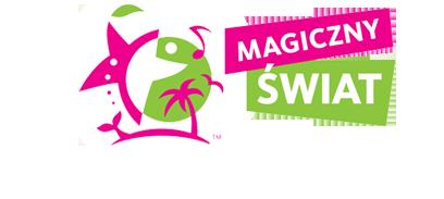 Logo - Magiczny Świat